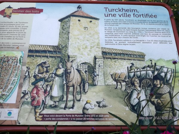 Escapade � Turckheim