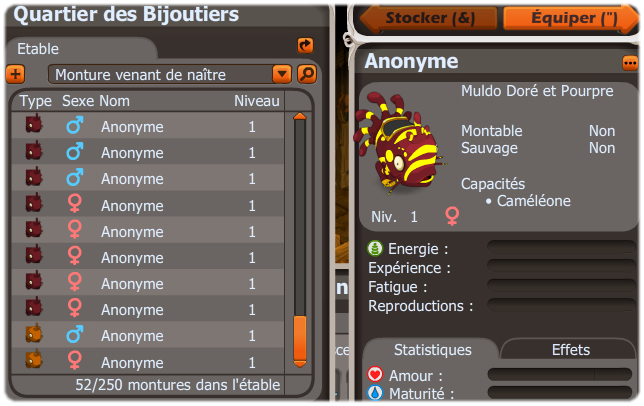 Le Crat�re Abyssal. (Mage)