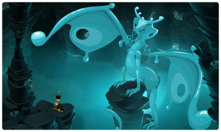 Qu�te El�mentaire : Le dragon des eaux