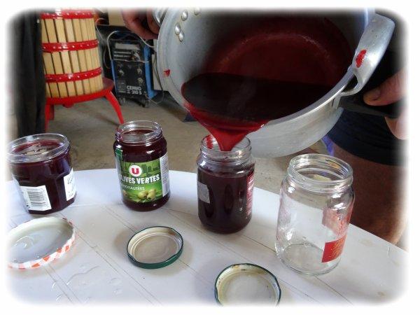 Apr�s-midi confitures de prunes ...