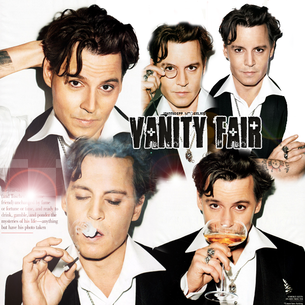 Newsletter♥ Johnny Depp, bien plus qu'un acteur!  Johnny