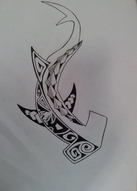 Blog de passion dessins un blog pour pr senter mes - Modele dessin requin ...