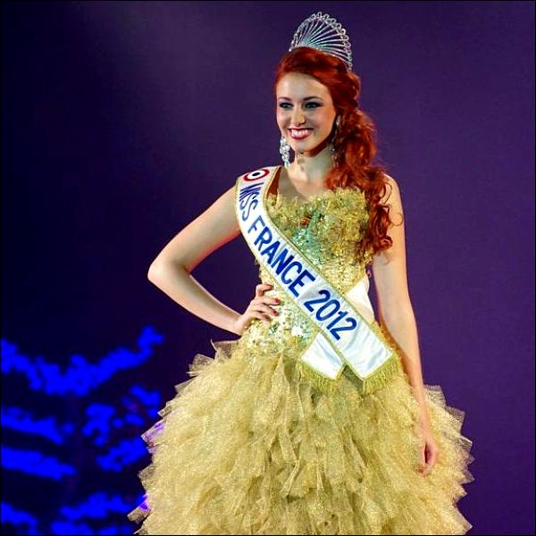 Le sourire et les larmes dEmilie Miss Alsace 2012