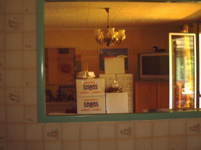 Fen tre entre la cuisine et le salon notre chez nous for Fenetre entre cuisine et salon