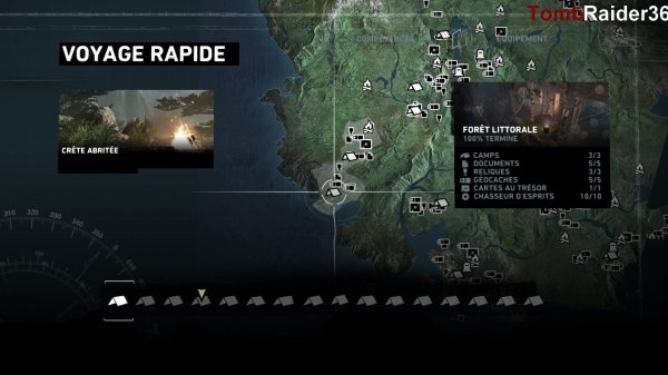 Test Tomb Raider (2013) sur PC