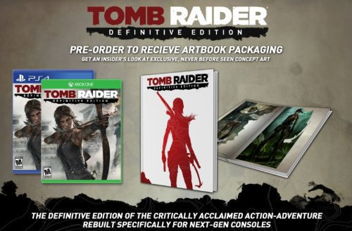 Tomb Raider Definitive Edition confirmé et la sortie de Lara Croft Reflections par surprise!