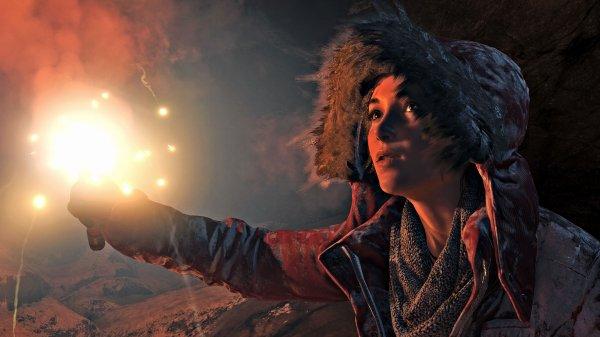 Rise of Tomb Raider est de sortit!