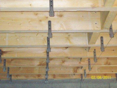 samedi 4 juin pose des suspentes et des rails placo pour le plafond tout les 60cm blog de. Black Bedroom Furniture Sets. Home Design Ideas