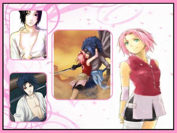 Fanfictions en cours avec le couple Sasuke/Sakura