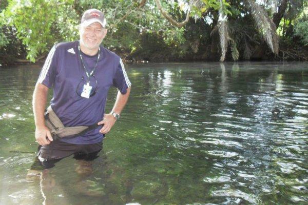 Lavorare nel Pantanal Brasile /