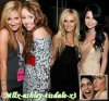 """Ses """"Amis-Stars"""" On The Source About Ashley Tisdale !"""