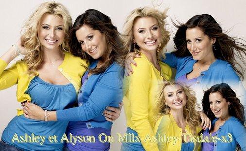Ashley & Alyson