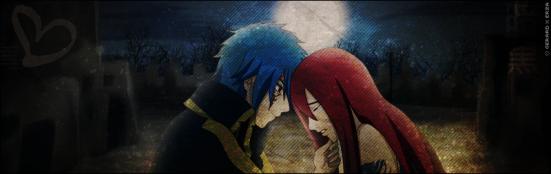 les couples d'en Fairy Tail