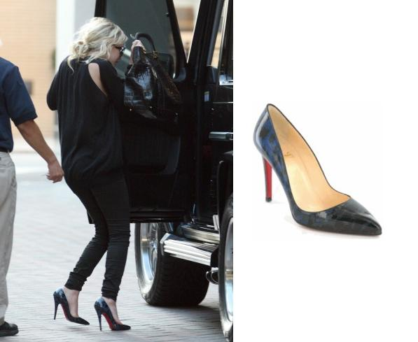 Chaussure Louboutin Pigalle