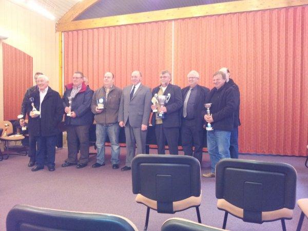 Concours de AUCHEL canaris chant Harz