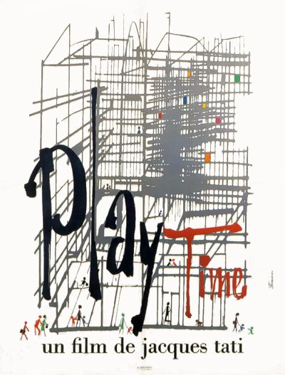 PLAY TIME, de Jacques Tati