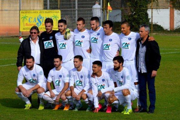 7eme tour de coupe de france ce sera balaruc stade montois football - Resultat coupe de france 7eme tour ...