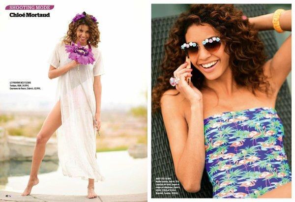 ღiss France 2015/ ex Miss France - Presse juin 2015 suite