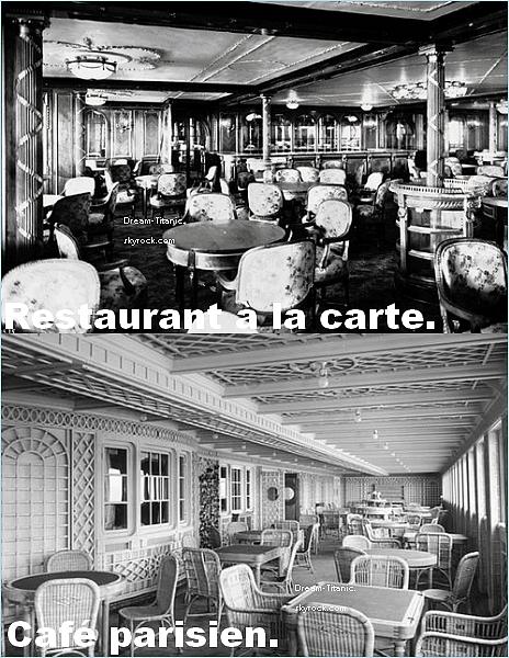 Titanic : L'�quipage - Comp�tence et d�vouement.