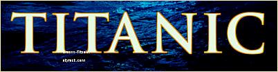 Titanic : Le film (2) - Premi�re partie.