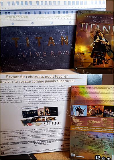 Titanic : Le film (2) - Troisi�me et derni�re partie.