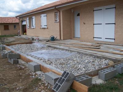 Blog de teter07 teter07 - Comment faire un coffrage pour terrasse ...