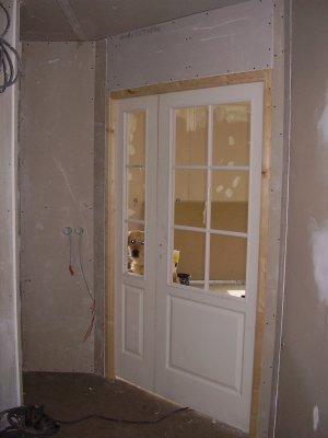 notre belle porte de salon salle a manger notre maison mikit boulogne sur mer. Black Bedroom Furniture Sets. Home Design Ideas
