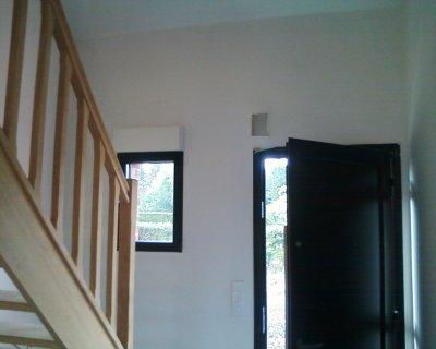 Finition de la mont e d 39 escalier blog de peinture renovation - La montee des escaliers ...