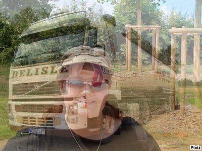 un bo camion Delisle !!
