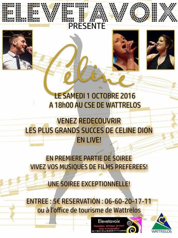 Grand Concert Elevetavoix a Wattrelos