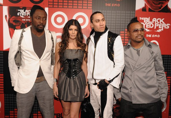 Black Eyed Peas ♥