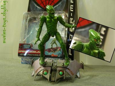 Figurine bouffon vert spiderman 3 - Bouffon vert coloriage ...