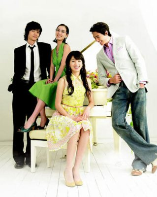 Spring Waltz: KDrama - Drame - Romance - 20 Episodes (2006)
