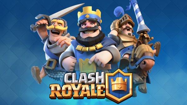 Clash Royale !