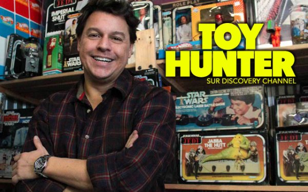 Toy Hunter ; chasseur de jouets.