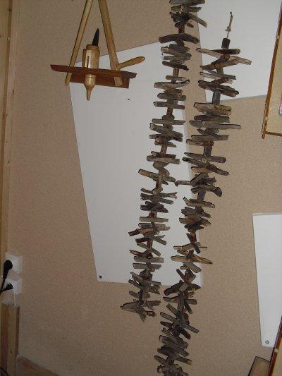 guirlande en bois flotte blog de atelierboisducreux