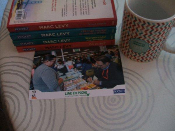 samedi dernier � Lire en Poche...