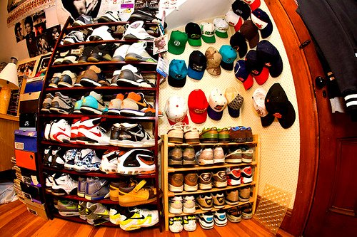 Shoes ans Snap