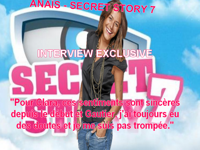 Interview Exclusive - Anaïs(SS7)