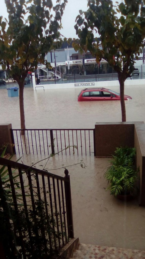 Catástrofe inundation