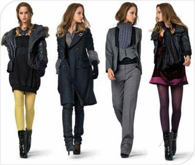 l 39 influence de la mode vestimentaire blog de tpe des styles. Black Bedroom Furniture Sets. Home Design Ideas