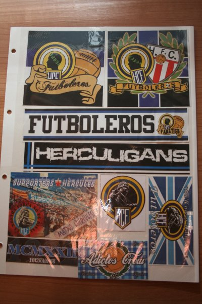 MY COLLECT ULTRAS HERCULES