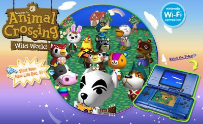 Trois facons de se connecter introduction animal for Extension maison animal crossing wild world
