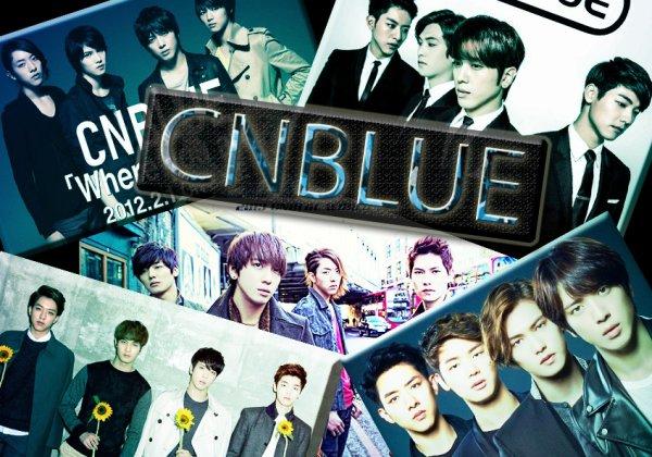 CNBLUE ♥♥♥♥♥
