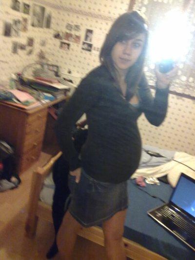 17 ans et enceinte blog de cachou tite espagnole. Black Bedroom Furniture Sets. Home Design Ideas