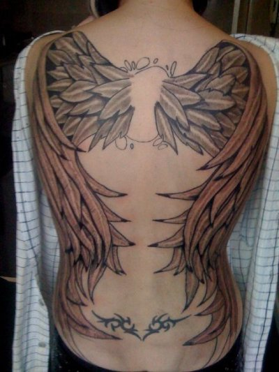 Ailes d 39 ange blog de tatoos for Tableau aile d ange