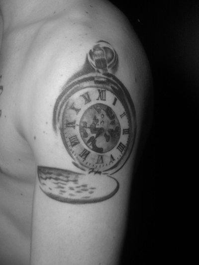 Blog de piercingandtatoos2 page 7 blog de tatoos - Tatouage horloge homme ...