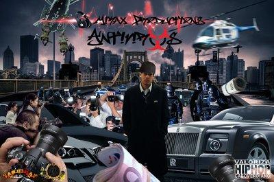"""Mikax lan�a sua Mixtape """"AntiVirus"""" (Deluxe Edition)"""