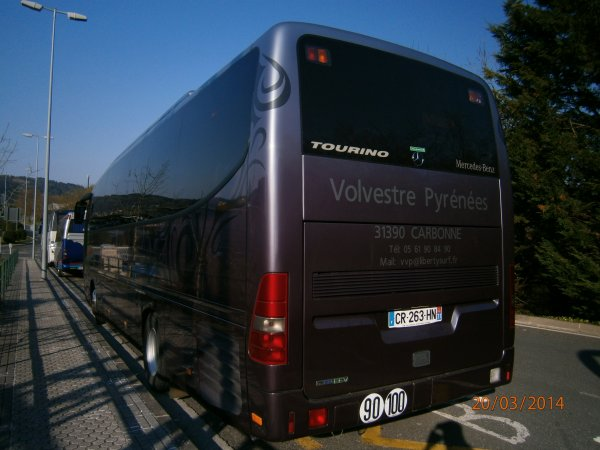 Mercedes-Benz Tourino