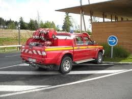 pompiers CENTER PARCS